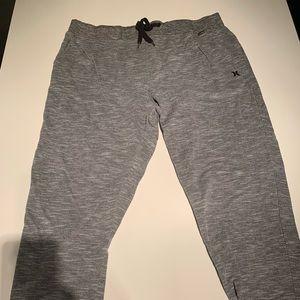 Hurley sweat pants pockets